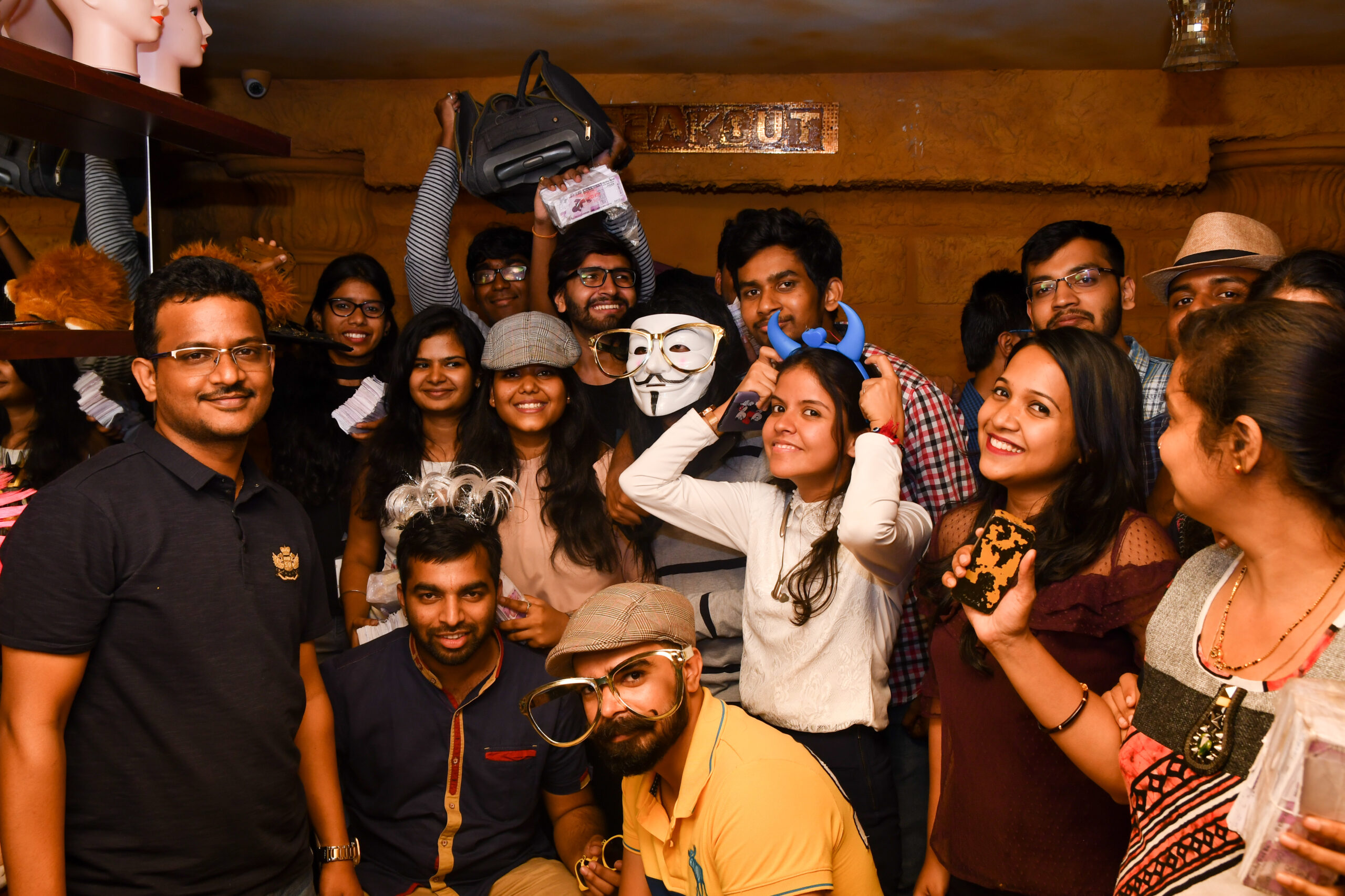 birthday parties at breakout escape rooms